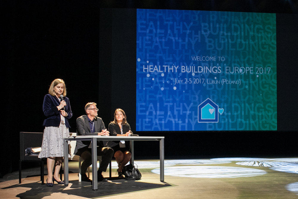 "Konferencja naukowa ""Healthy Buildings 2017 - Europe"""